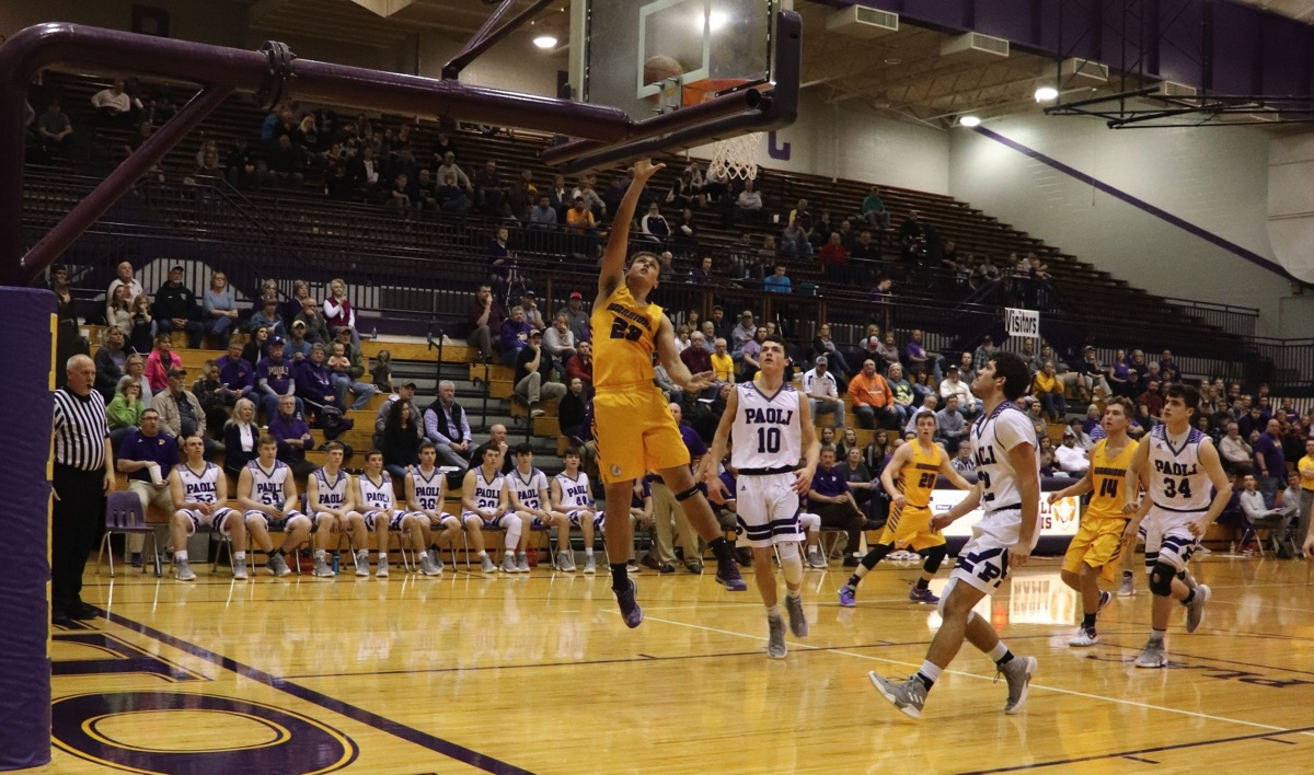 Scottsburg Warrior basketball